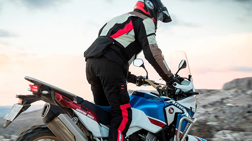 Africa Twin CRF 1000 LA Adventure Sport